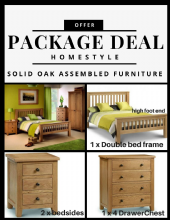 Package deal - Devon Oak - Double 2